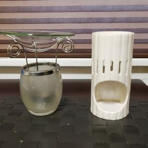 Set of Two Bath & Body Works Scented Oil Diffuser